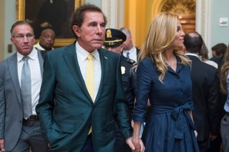 Stephen Wynn, Casino Mogul, Accused of Decades of Sexual Misconduct