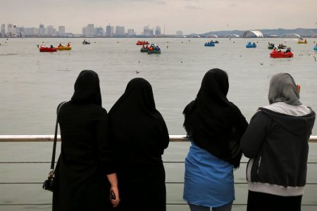 Tired of Their Veils, Some Iranian Women Stage Rare Protests