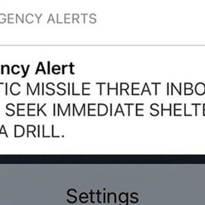 State Officials Fire Employee Who Sent False Missile Alert In Hawaii