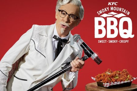 Country singer Reba McEntire is KFC's newest Col. Sanders