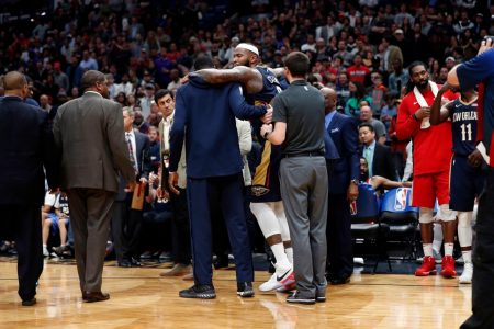 DeMarcus Cousins's injury leaves Pelicans with far more questions than answers