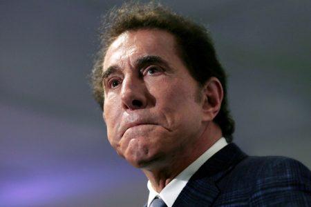Will RNC return Steve Wynn's donations after calling on DNC to return Harvey Weinstein's?