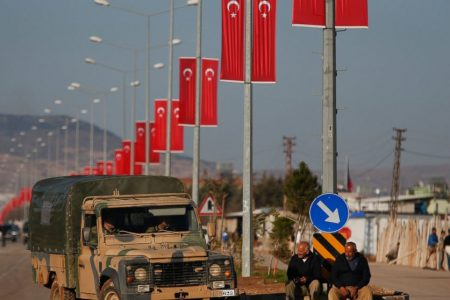 Turkey detains medics for speaking against Syria offensive