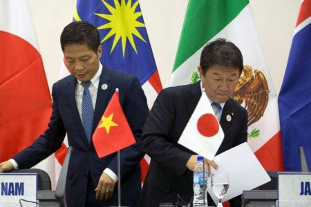 Pacific Rim trade pact makes step toward new deal without US