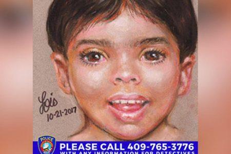 Police release disturbing photo in rare step to ID slain child