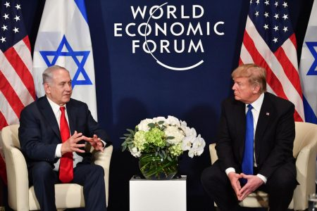 Trump's Jerusalem Embassy Move 'Did a Great Service for Peace,' Israeli Prime Minister Says