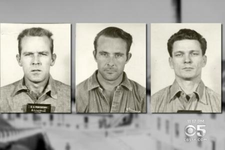 Alcatraz inmates survived infamous 1962 escape, letter suggests