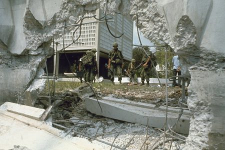 'They're Shelling the City, for God's Sake': How the Tet Offensive Began
