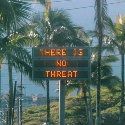 Hawaii's false missile alert sent by troubled worker who thought an attack was imminent, officials say