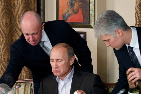 Meet Yevgeny Prigozhin, the Russian Oligarch Indicted in US Election Interference
