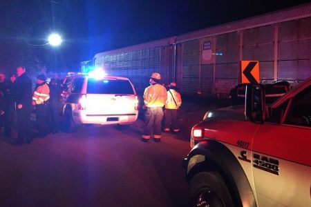 Amtrak Train Collision Kills at Least 2 and Injures Nearly 70 Others
