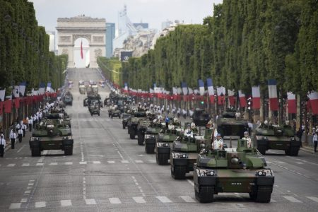 Trump wants a grand military parade. Some veterans say that won't fix their problems.