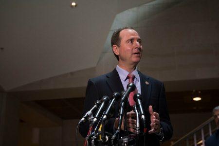 Trump Mocks 'Little Adam Schiff' as House Democrats Seek to Counter GOP Memo
