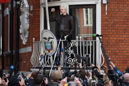 UK Judge Upholds Julian Assange's Arrest Warrant