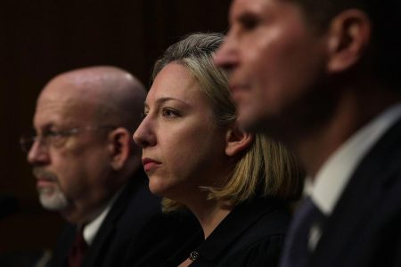 Russians penetrated US voter systems, DHS cybersecurity chief tells NBC