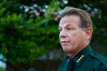 Florida sheriff says only 1 deputy was on scene during shooting