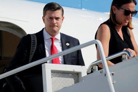 Trump Praises Top Adviser Accused of Abusing Ex-Wives