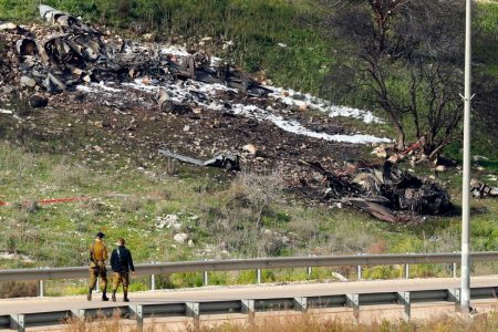 Israel Attacks Targets in Syria After Iranian Drone Enters Israeli Airspace and Jet Crashes