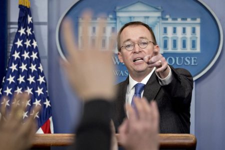 US Budget Director Warns Interest Rates May `Spike' on Deficit