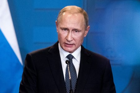Putin Has a Cold, Is Canceling Some Appearances, Kremlin Says