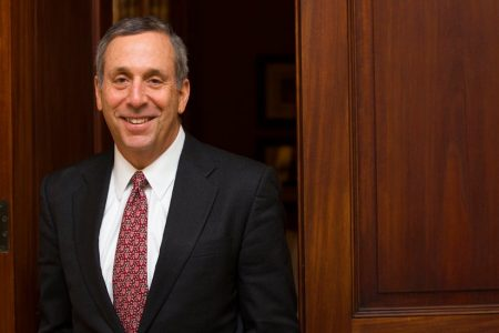 Harvard Chooses Lawrence Bacow as Next President