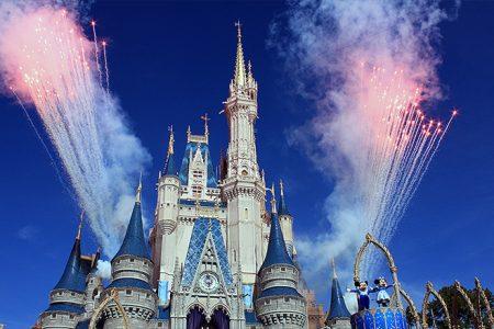 Walt Disney raises ticket prices to theme parks