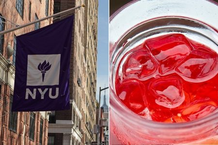 NYU accused of serving 'racially insensitive' meal in honor of Black History Month