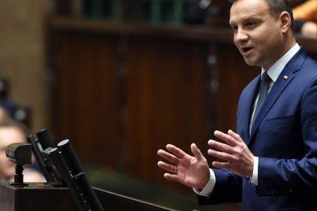 Poland's Senate backs Holocaust speech law
