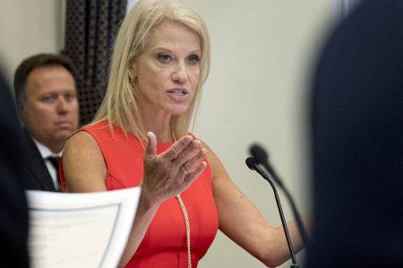 Kellyanne Conway's 'opioid cabinet' sidelines drug czar's experts
