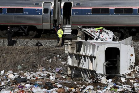Top official departs 'rudderless' railroad safety agency