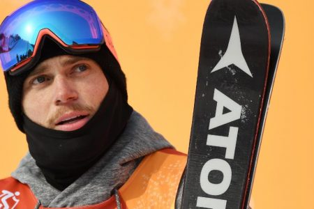 Gus Kenworthy's kiss with boyfriend a 'moment to celebrate'