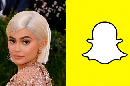 Snapchat stock drops on news Kylie Jenner no longer uses the app