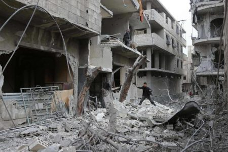 UN vote on Syria ceasefire pushed to Saturday
