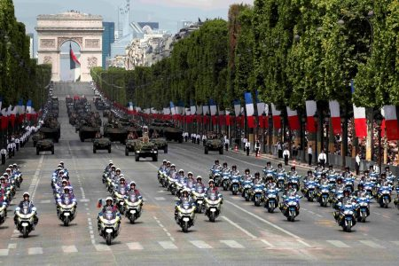 Why Trump's military parade won't be 'like the one in France'