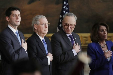 House passes another spending patch as top party leaders finalize two-year budget deal