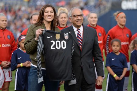 Carlos Cordeiro elected president of the US Soccer Federation