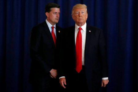 Trump lavishes praise on Rob Porter, former top aide accused of domestic violence