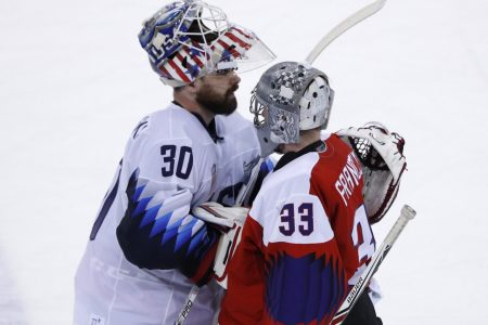 Blanked by the Czechs in a shootout, US men's hockey team is out of the Olympics