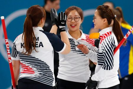 South Korea's 'Garlic Girls' are Olympic curling heroes, even after losing out on gold