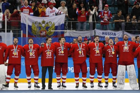 Germany comes oh-so-close to its own 'Miracle on Ice,' but Russians win Olympic gold