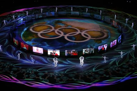 As Winter Games close, North Korea says it is willing to talk to the US