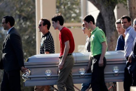 School Shootings Put Teachers in New Role as Human Shields