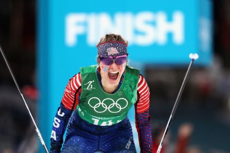 US Shocks Cross-Country Field With Sprint Gold Medal