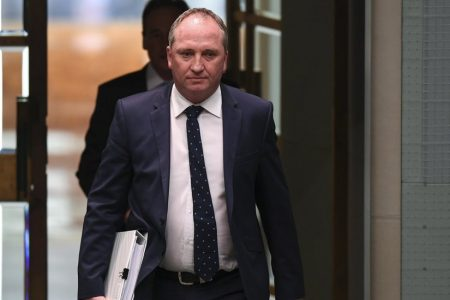 Australia's Deputy Prime Minister to Step Down After Sex Scandal