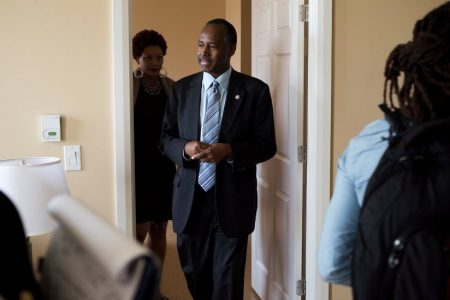 Ben Carson's HUD, Planning Cuts, Spends $31000 on Dining Set for His Office