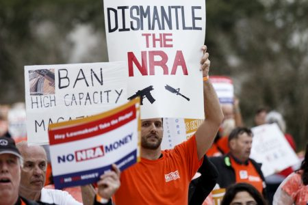Why the GOP Might Finally Pay a Price for Its Pro-NRA Extremism