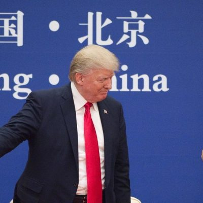 As Xi Tightens His Grip on China, US Sees Conflict Ahead