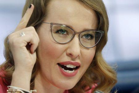 Why Is Russia's Paris Hilton Trying To Take Down Vladimir Putin?
