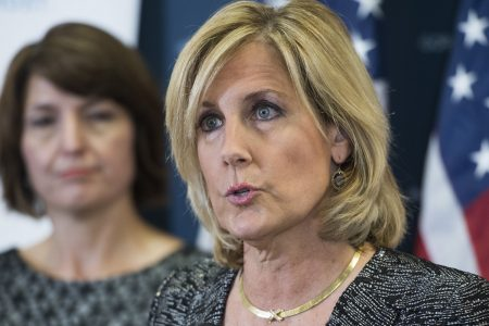 GOP Congresswoman Claims Many Mass Shooters 'End Up Being Democrats'