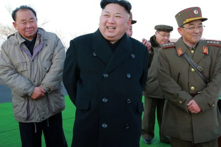 North Korea Open To Talks With US, South Korea's Presidential Office Says
